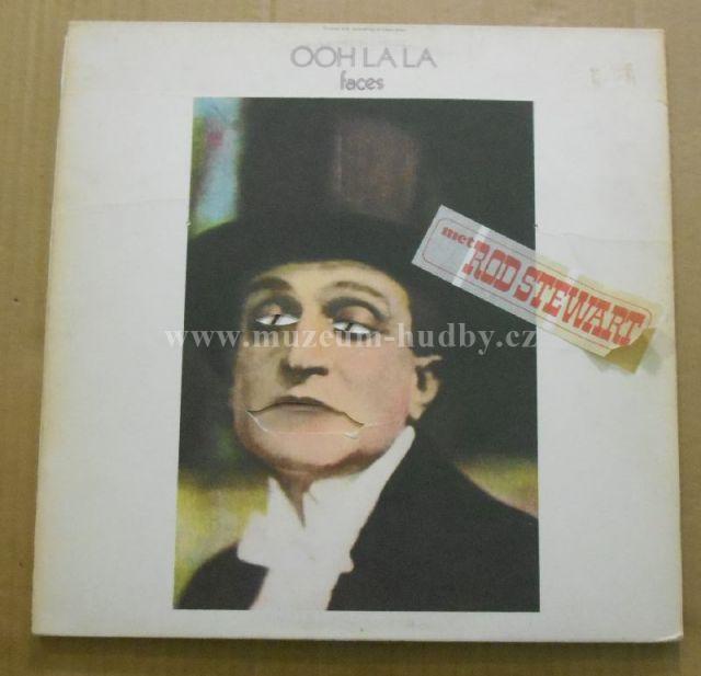 "Faces [Rod Stewart]: Ooh La La - Vinyl(33"" LP)"