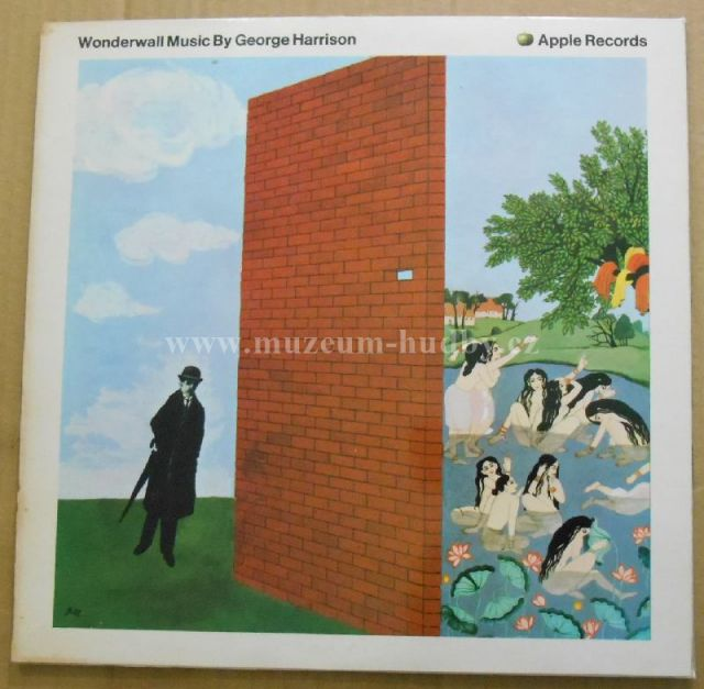 "George Harrison: Wonderwall Music - Vinyl(33"" LP)"