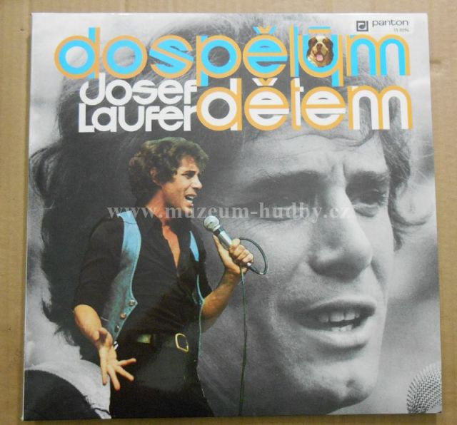 Josef Laufer: Josef Laufer-Dospělým Dětem