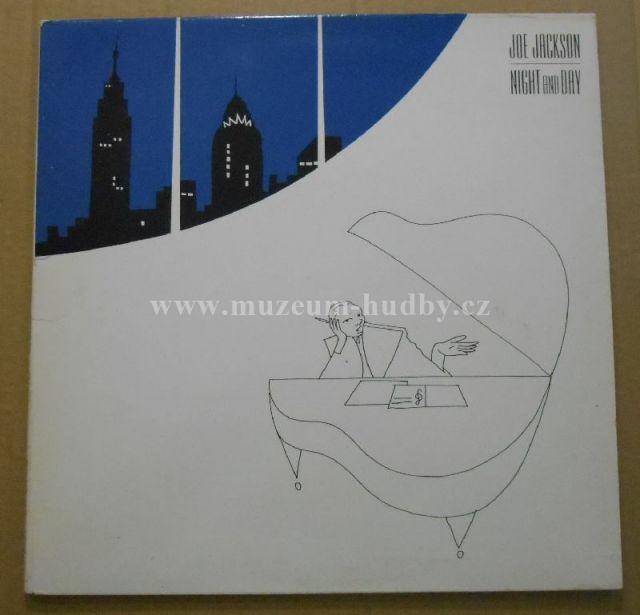 "Joe Jackson: Night And Day - Vinyl(33"" LP)"