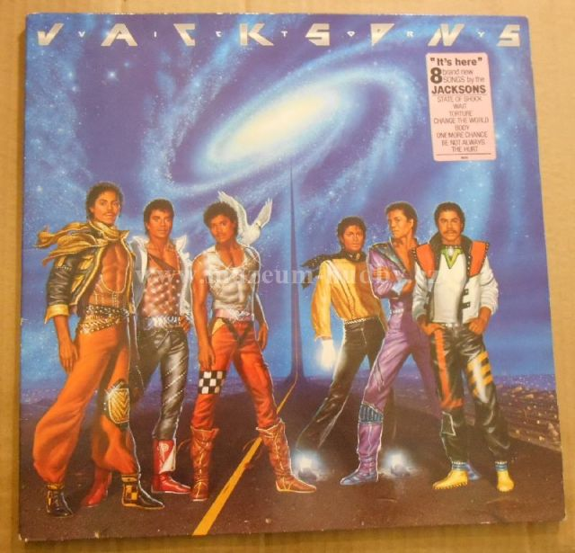 "Jacksons [Michael Jackson]: Victory - Vinyl(33"" LP)"