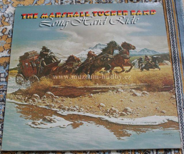"Marshall Tucker Band, The: Long Hard Ride - Vinyl(33"" LP)"