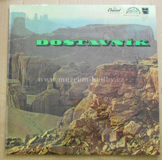 """Mayf Nutter,Glen Campbell,Dick Curless,Strangers,Dorsey Burnette,Freddie Hart: Dostavník - Vinyl(33"""" LP)"""