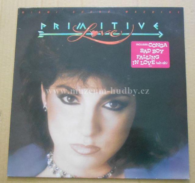 "Miami Sound Machine: Primitive Love - Vinyl(33"" LP)"