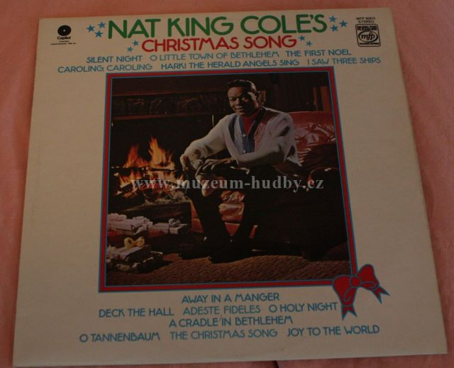 Nat King Cole The Christmas Song Online Vinyl Shop