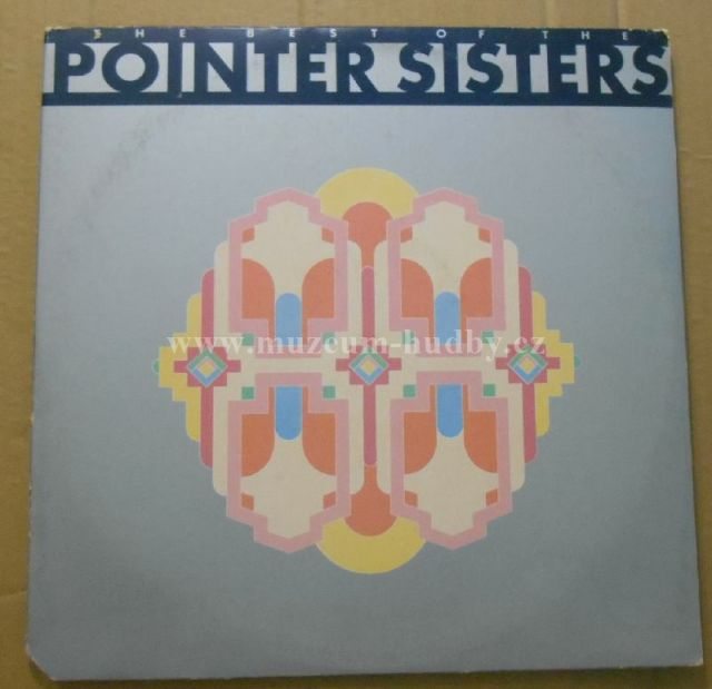 """Pointer Sisters: The Best Of The Pointer Sisters - Vinyl(33"""" LP)"""