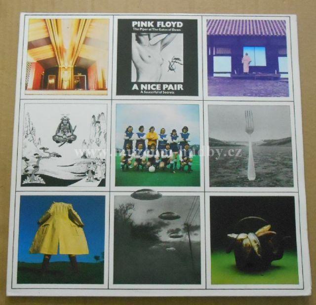 """Pink Floyd: A Nice Pair - Vinyl(33"""" LP)"""