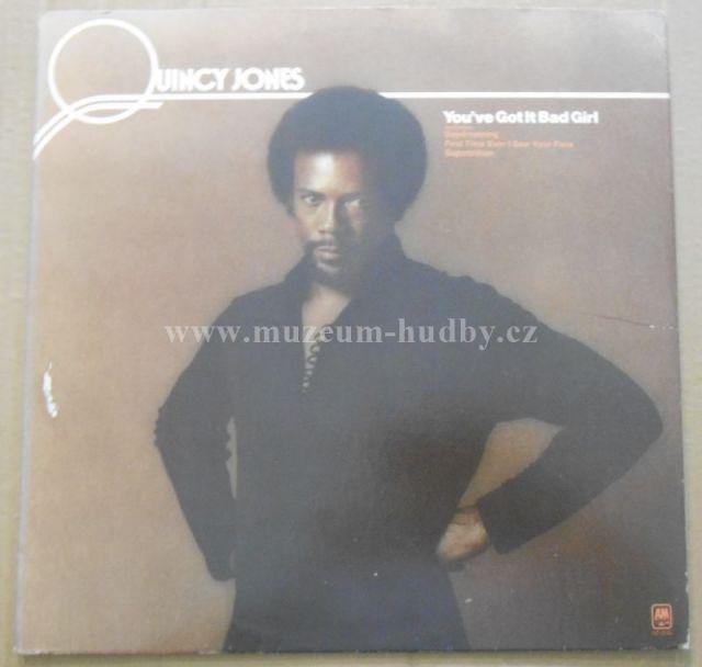 """Quincy Jones: You've Got It Bad Girl - Vinyl(33"""" LP)"""