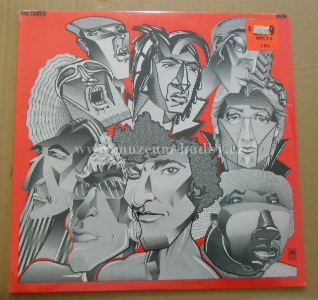 """Tubes / Captain Beefheart: Now - Vinyl(33"""" LP)"""