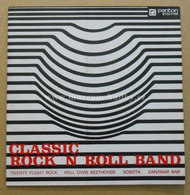 "Classic Rock´N´Roll Band: Twenty Flight Rock - Vinyl(45"" Single)"