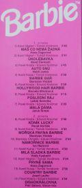 Hana Zagorova / Karel Cernoch / Heidi Janu / Stanislav Hlozek / Marcela Breziova / Lesk Semelka-Písničky pro Barbie