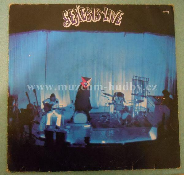 """Genesis: Live - Vinyl(33"""" LP)"""