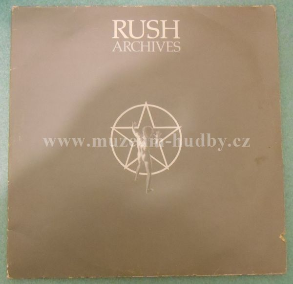 "Rush: Archives - Vinyl(33"" LP)"