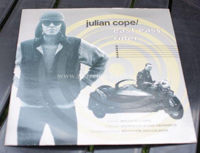 """Julian Cope: East Easy Rider / Butterfly E - Vinyl(45"""" Single)"""