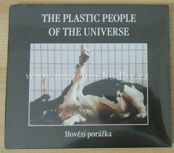 Plastic People Of The Universe - CD - SEAL - ZALEPENE: Hovězí Porážka - Vinyl(Ostatní)