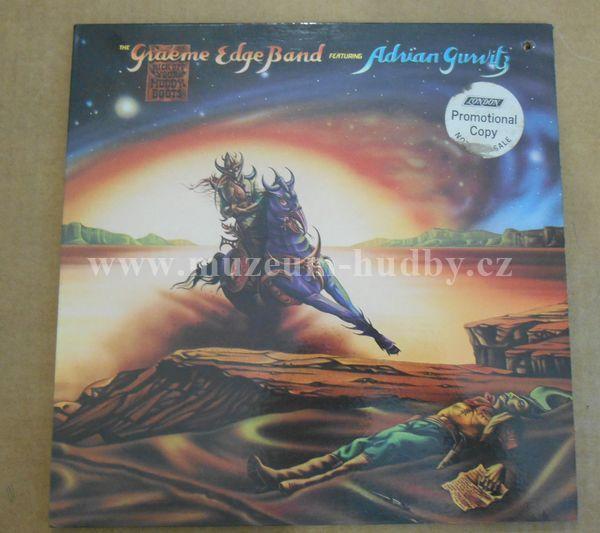 "Graeme Edge Band, The Featuring Adrian Gurvitz: Kick Off Your Muddy Boots - Vinyl(33"" LP)"
