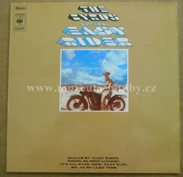 """Byrds: Ballad Of Easy Rider - Vinyl(33"""" LP)"""