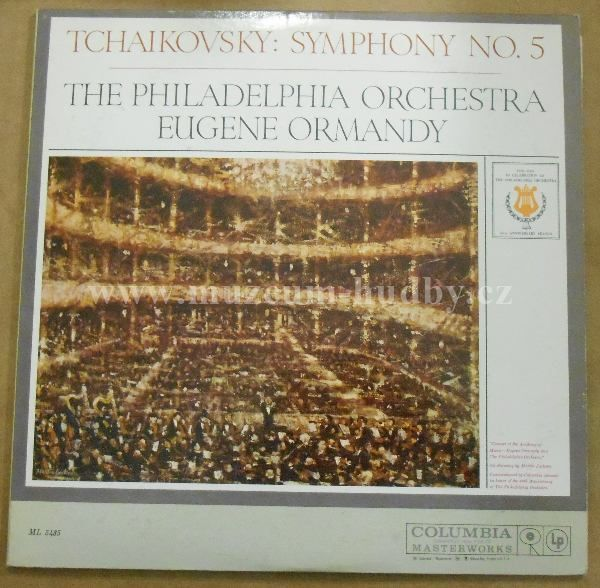 "Eugene Ormandy Conducts Philadelphia Orchestra / Tchaikovsky: Symphony No. 5 In E Minor - Vinyl(33"" LP)"