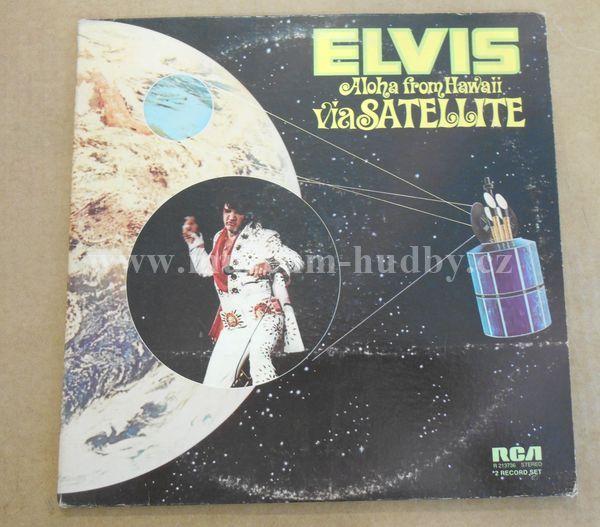 "Elvis Presley: Elvis Aloha from Hawaii via Satellite 2LP - Vinyl(33"" LP)"