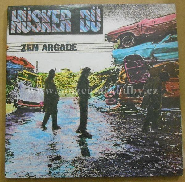"Hüsker Dü: Zen Arcade - Vinyl(33"" LP)"