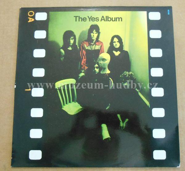 """Yes: The Yes Album - Vinyl(33"""" LP)"""