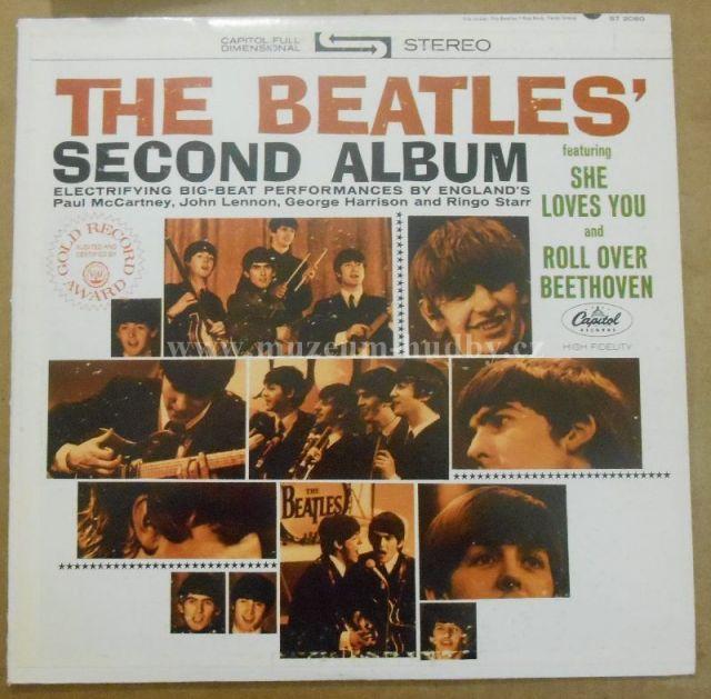 "Beatles: The Beatles' Second Album - Vinyl(33"" LP)"
