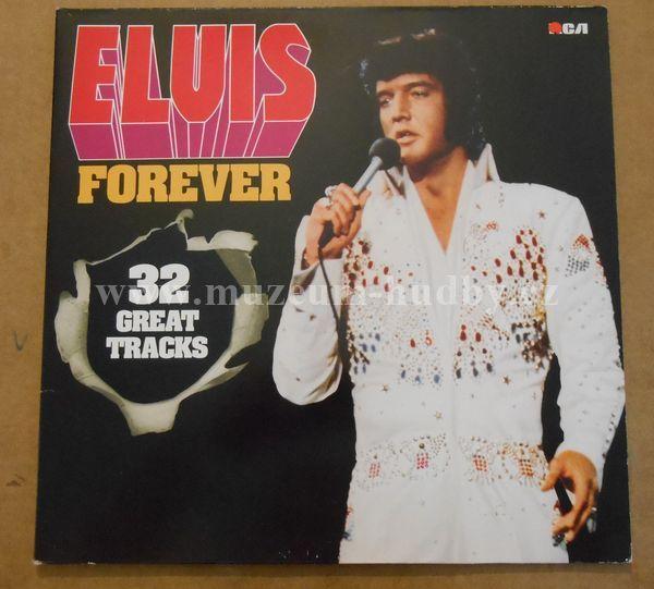 """Elvis Presley: Elvis Forever - 32 Hits 2LP - Vinyl(33"""" LP)"""