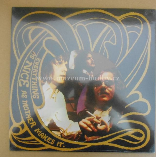 """Nice: Everything As Nice As Mother Makes It - Vinyl(33"""" LP)"""