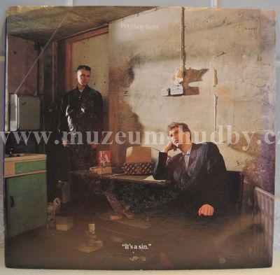 "Pet Shop Boys: It's A Sin / You Know Where You Went Wrong - Vinyl(45"" Single)"