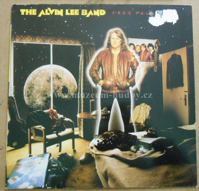 "Alvin Lee Band: Free Fall - Vinyl(33"" LP)"