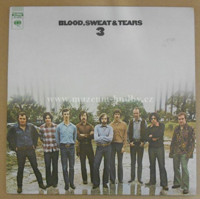"Blood, Sweat And Tears: 3 - Vinyl(33"" LP)"