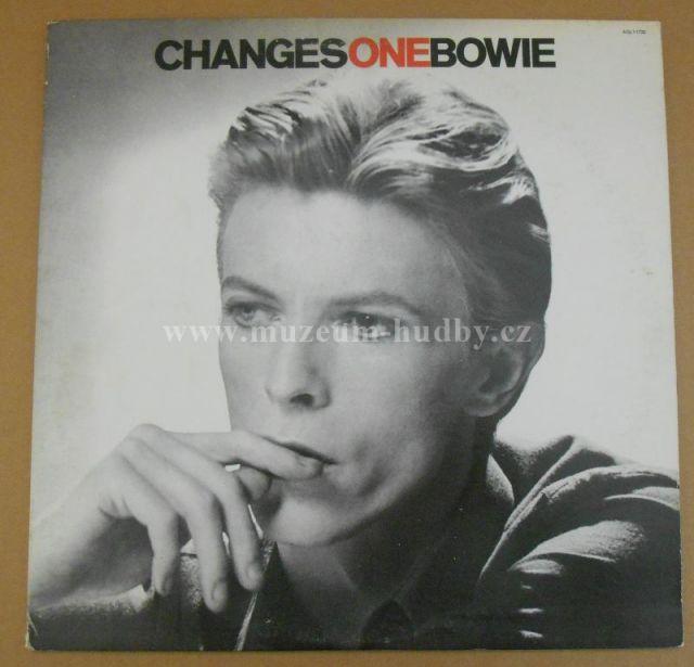 "David Bowie: ChangesOneBowie - Vinyl(33"" LP)"