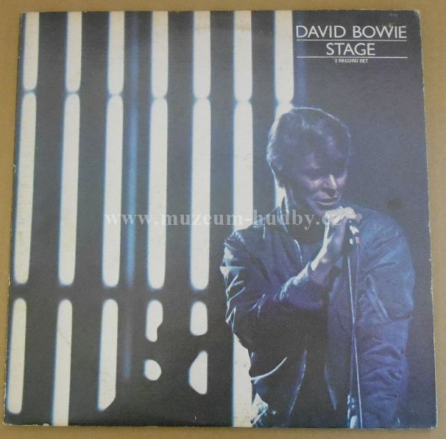 "David Bowie: Stage - Vinyl(33"" LP)"