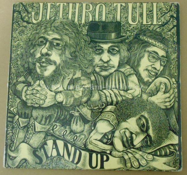 "Jethro Tull: Stand Up - Vinyl(33"" LP)"