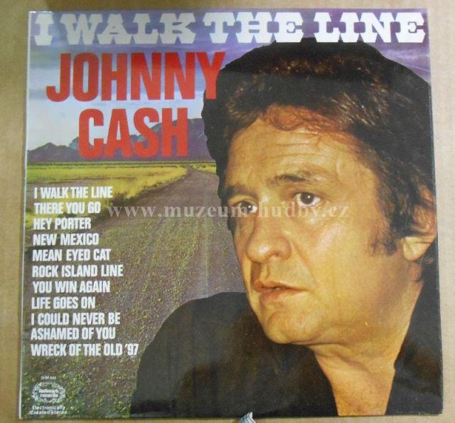 "Johnny Cash: I Walk The Line - Vinyl(33"" LP)"