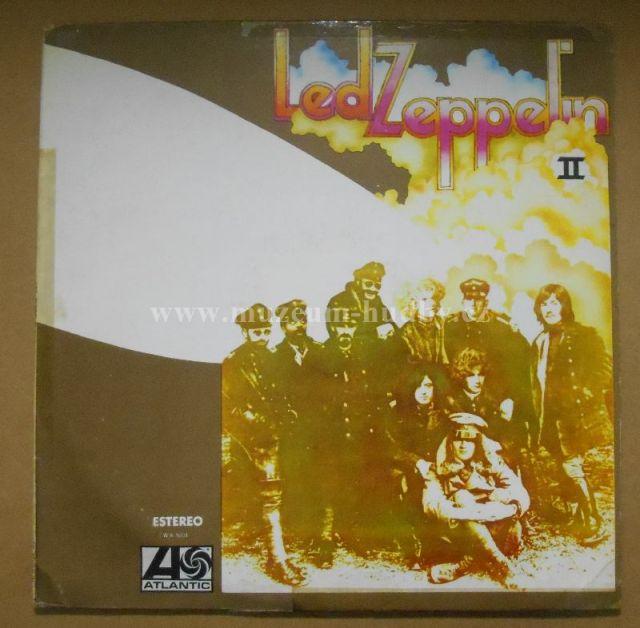 """Led Zeppelin: Led Zeppelin II - Vinyl(33"""" LP)"""