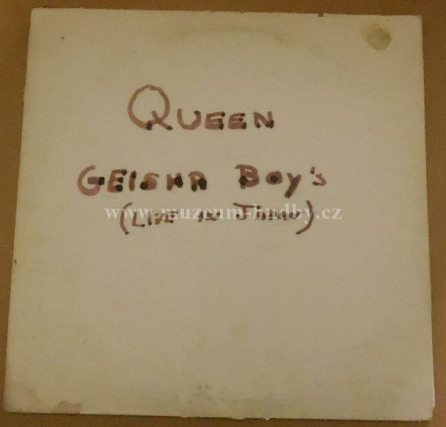 "Queen: Geisha Boys - Vinyl(33"" LP)"