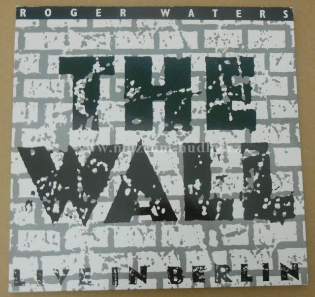 "Roger Waters ‎[Pink Floyd]: The Wall (Live In Berlin) - Vinyl(33"" LP)"