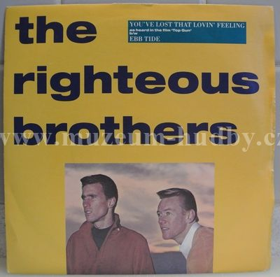 "Righteous Brothers, The: You've Lost That Lovin' Feeling / Ebb Tide - Vinyl(45"" Single)"