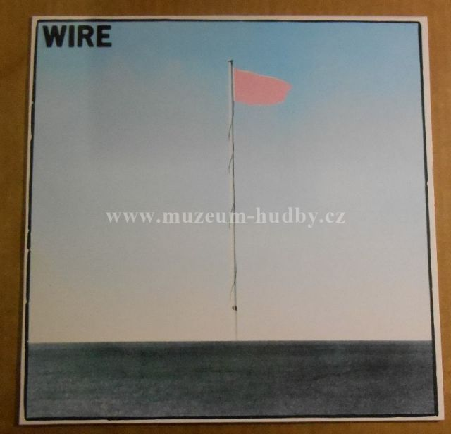 Wire-Pink Flag - Product detail | online vinyl shop