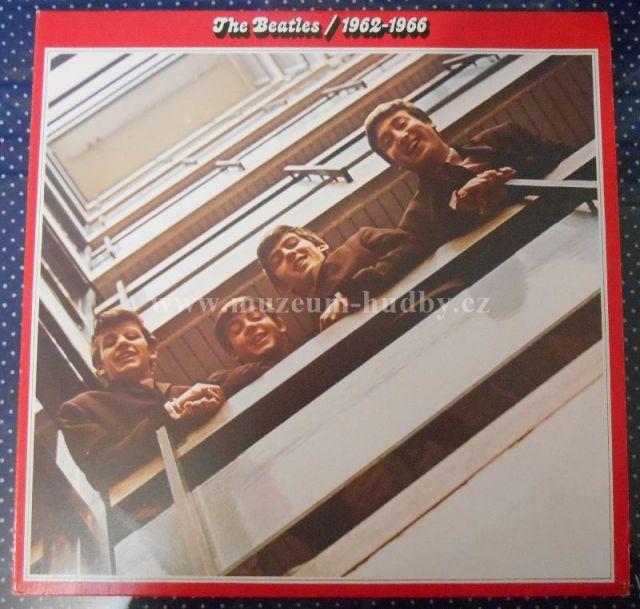 "Beatles: Beatles 1962-1966 - Vinyl(33"" LP)"