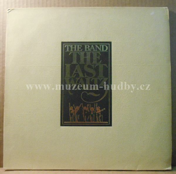 "Band: The Last Waltz - Vinyl(33"" LP)"
