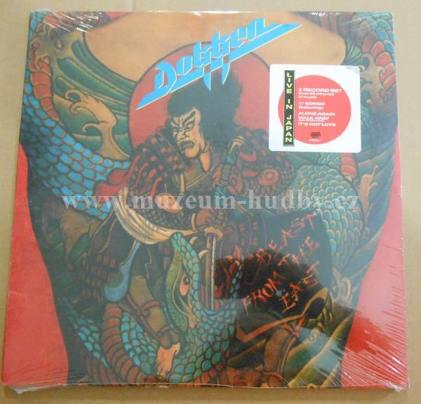"Dokken: Beast From The East - Vinyl(33"" LP)"