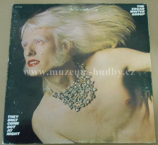 """Edgar Winter Group: They Only Come Out At Night - Vinyl(33"""" LP)"""