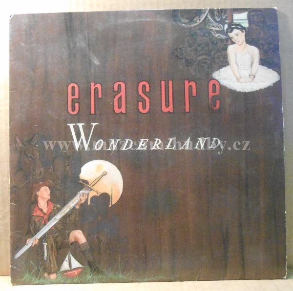 """Erasure: Wonderland - Vinyl(33"""" LP)"""
