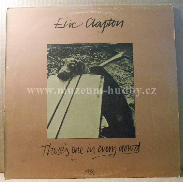 """Eric Clapton: There's One In Every Crowd - Vinyl(33"""" LP)"""