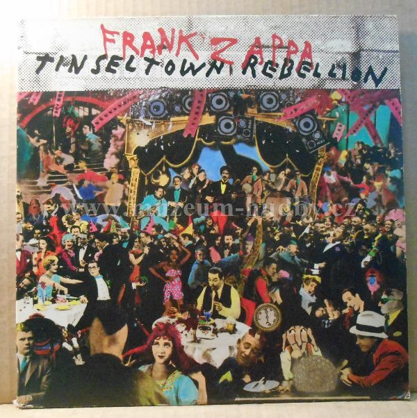 "Frank Zappa: Tinsel Town Rebellion - Vinyl(33"" LP)"