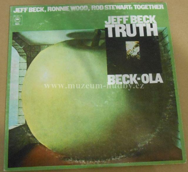 "Jeff Beck: Truth/Beck-ola - Vinyl(33"" LP)"