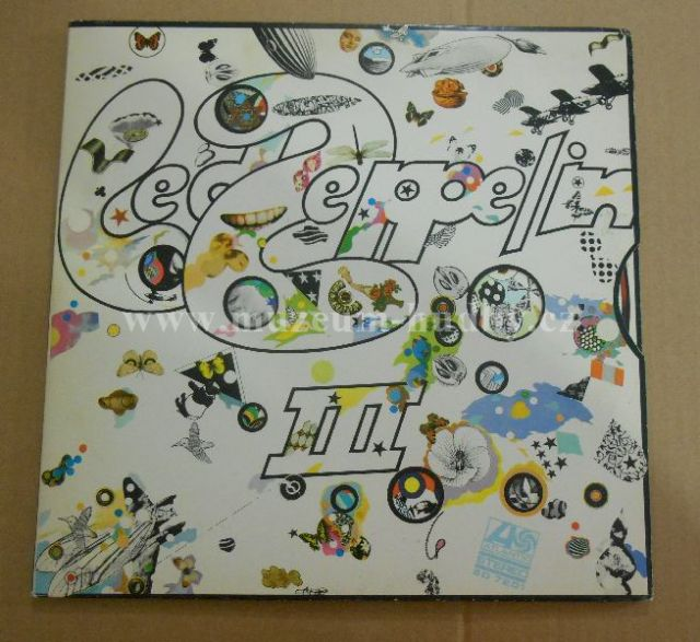 "Led Zeppelin: Led Zeppelin III - Vinyl(33"" LP)"