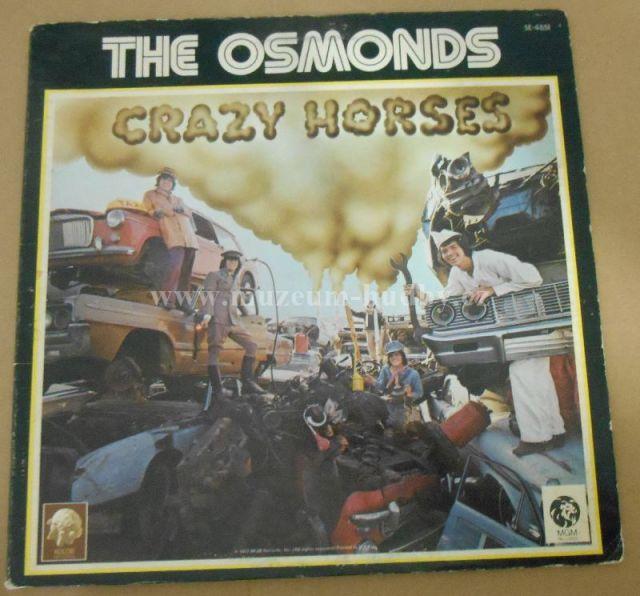 "Osmonds: Crazy Horses - Vinyl(33"" LP)"